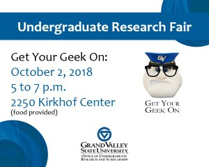 Undergraduate Research Fair